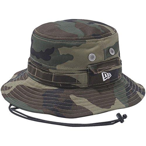 NEW ERA(ニューエラ) アドベンチャー ハット ウッドランドカモ 帽子