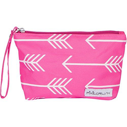 Cutegirl Cosmetics Pretend Play Makeup Kit. Designer Girls Arrow Essential Bag Set