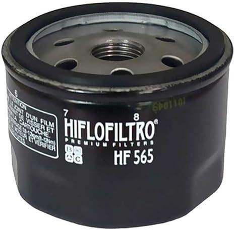 Hiflofiltro Ölfilter Hf 565 F Aprilia Dorsoduro 750 Dorsoduro 750 Hf565 824225 Sport Freizeit