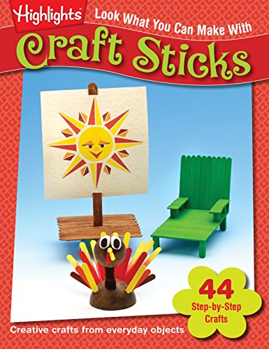 Essential Learning Products Look What You Can Make with Craft -