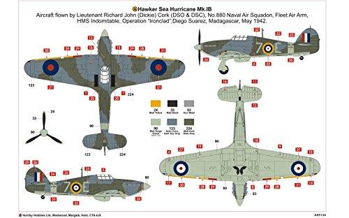 Review Airfix Hawker Sea Hurricane