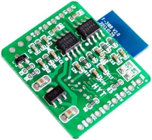 Xia Fly 10PCS//LOT Bluetooth 4.0 CSR8645 Amplifier Board 5W+5W APT-X Stereo Receiver Amp Module