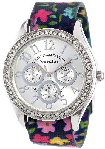 Vernier Women's VNR11108 Interchangeable Colorful Straps Watch