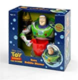 Funrise Gazillion Bubbles Buzz Lightyear Motorized Bubble Blower