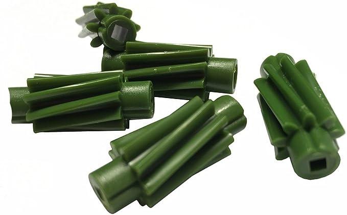 Tachoritzel Tachoschnecke Grün 9 Zähne Für Piaggio Hexagon Exs Ex 125 150 2 Takt 10 Zoll Auto