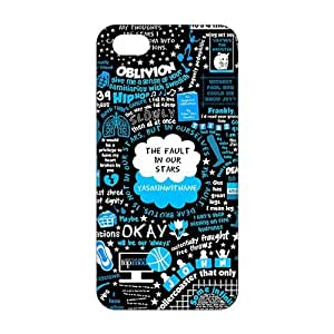 Fortune The Fault in our stars 3D Phone Case For Sam Sung Galaxy S4 I9500 Cover