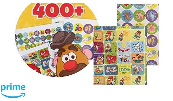 Amazon.com: Disney Pixar 8 Book Set Educational Activity Workbooks ...