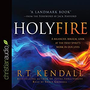Holy Fire Audiobook
