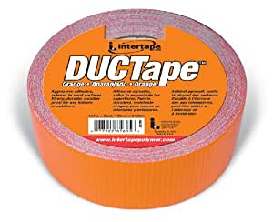 Intertape Polymer Group 20C-OR 2 AC20 9mil Duct Tape, 1.88-Inch x 60-Yard, Orange