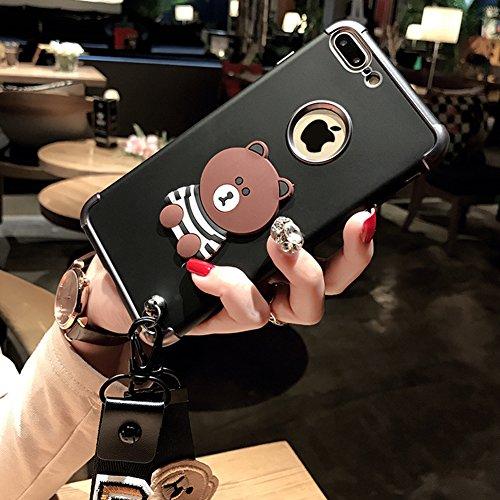 Funda iPhone X,SainCat Moda Alta Calidad suave de TPU Silicona Suave Funda Carcasa Caso Parachoques Diseño Flamencos pintado Patrón para Funda TPU Silicona Flexible Ultra Delgado Ligero Goma Case Cove Lado negro