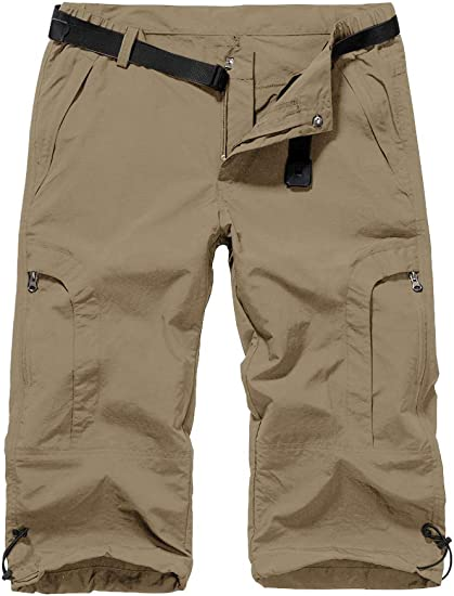 Aiegernle Womens Relaxed Fit Cargo Shorts Bermuda Cargo Shorts for Women Womens Stretch Cargo Shorts