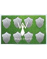 Wurkin Stiffs Polo Shirt Collar Stays