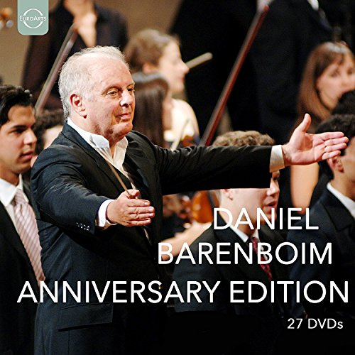 The Daniel Barenboim Anniversary Edition by Euroarts