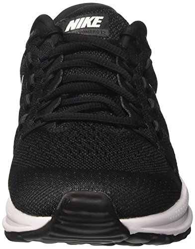 Chaussures Zoom Nike De Noir C Vomero Running Air 12 rpwrqZB