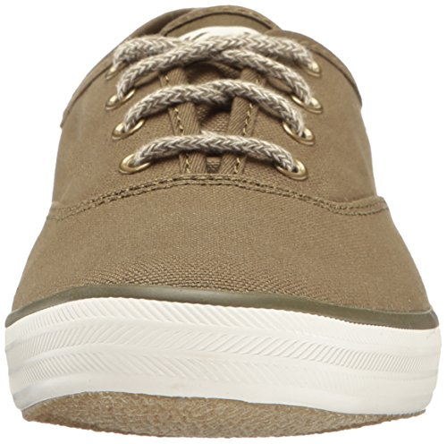 Women's Lace Keds Champion Olive Casual Cvo Up n0qIFIHwd