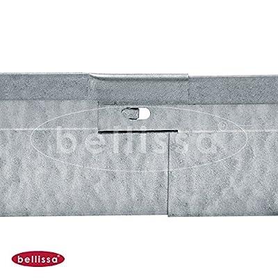 Bellissa bordure comfort avec 9 x 118 cm-lot de 3