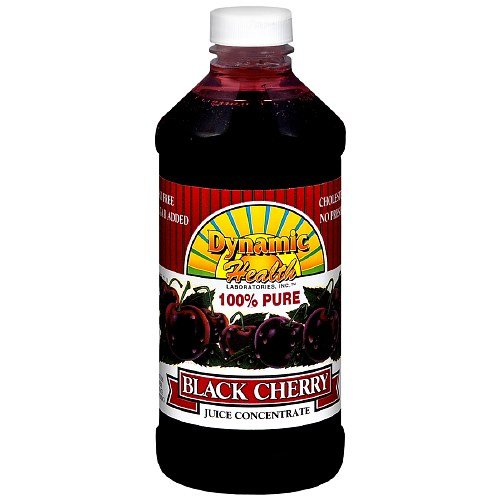 Dynamic Health Natural Black Cherry Concentrate 16 fl oz - P