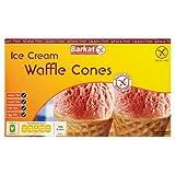 Barkat - Gluten Free Waffle Ice Cream Cones - 150g