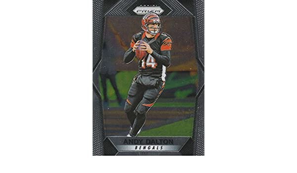 15f6d7450 Amazon.com: 2017 Panini Prizm #89 Andy Dalton Cincinnati Bengals Football  Card: Collectibles & Fine Art