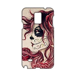 Abstract Painting Style 3D Phone Case for Samsung note4