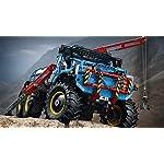 LEGO-Technic-Camion-Autogr-Multicolore-42070