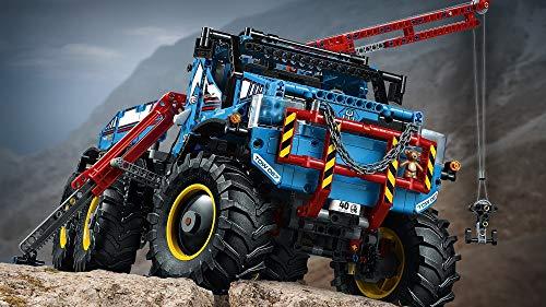 LEGO- Technic Camion Autogrù, Multicolore, 42070 3 spesavip