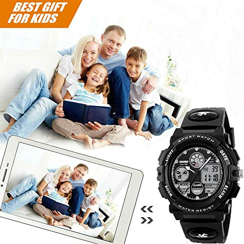 ATIMO Birthday Gifts Present For 6 15 Year Old Boys Girls Digital Watch Toys