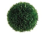 9'' Boxwood Ball Artificial Topiary (case of 3) Silk Plant