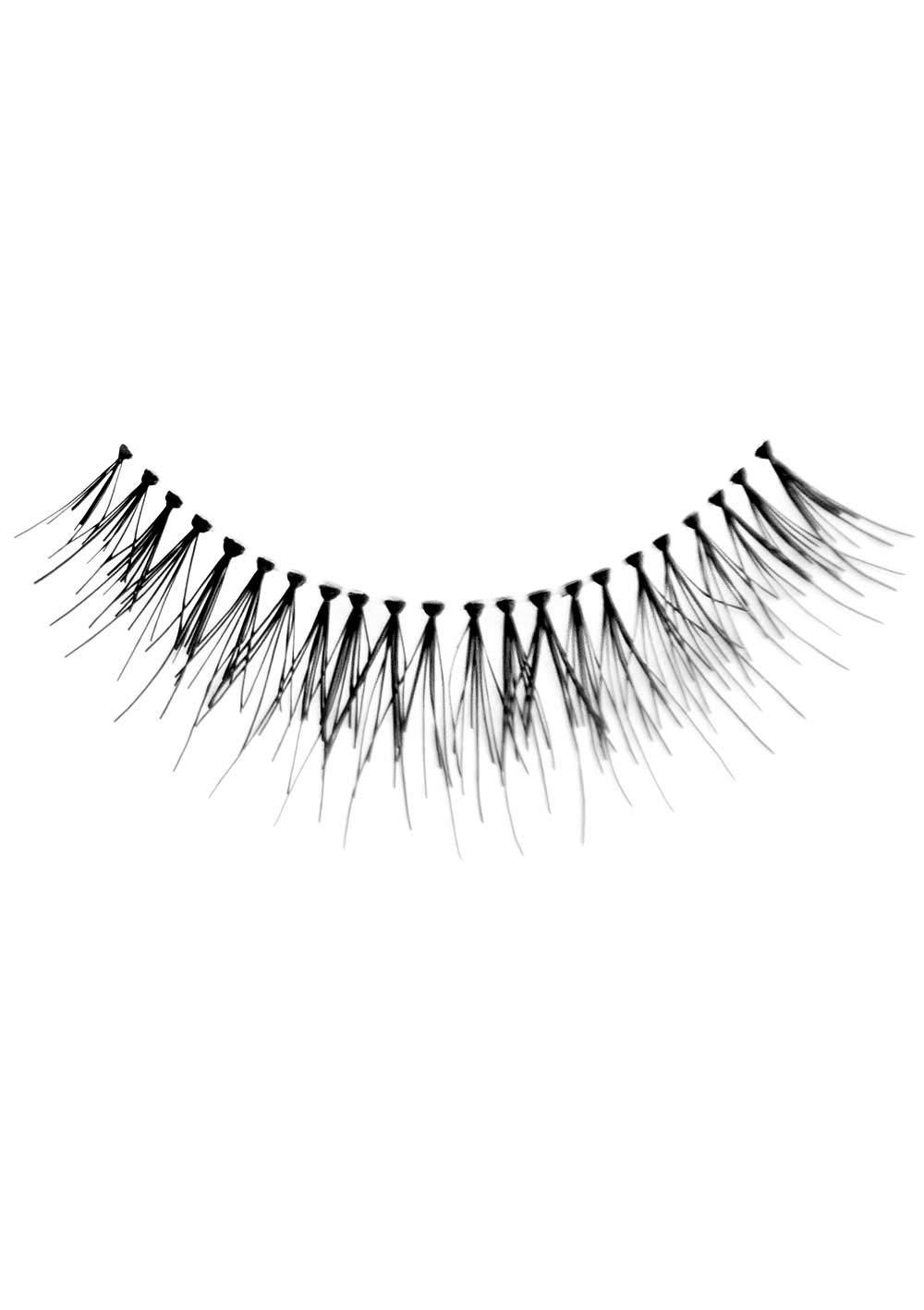 e76552a42f2 Amazon.com : Natural Looking False Eyelashes | Cardani False Eyelashes #100  Eyelash #100 - Black : Beauty