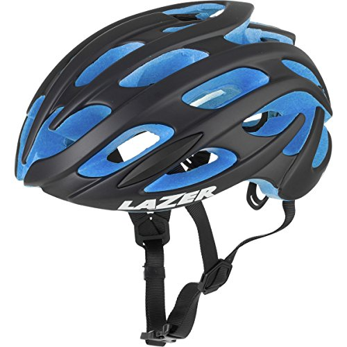Lazer Blade Helmet Matte Black/Blue Eps, S Review