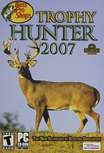 Bass Pro Shops Trophy Hunter 2007 - (Bass Pro Trophy)
