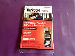 Amazon Com Customer Reviews Devcon Epoxy Bathtub Repair