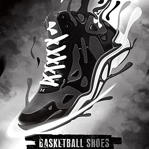 Chaussures Cuir Basketball Synth en Homme Fqqx1wdZ