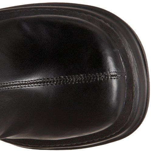 Demonia SHAKER-100 - Botas para mujer, color negro, talla 36