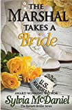 img - for The Marshall Takes a Bride (Burnett Brides) book / textbook / text book