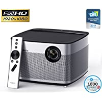 XGIMI H1 Native 1080p Projector HD Android Smart Projector 3D Home Theater Projector TV Harman/Kardon Customized Stereo ATSC Local TV Support and LiveTV.Direct Services