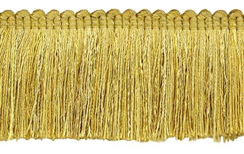 Brush Fabric Fringe - DÉCOPRO 5 Yard Value Pack of Veranda Collection 2