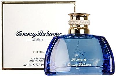 Tommy Bahama St Barts Eau De Cologne Spray for Men 3.40 oz