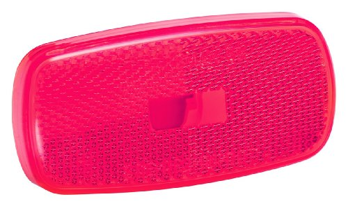 - Bargman 34-59-010#59 Series Red Light Replacement Lens