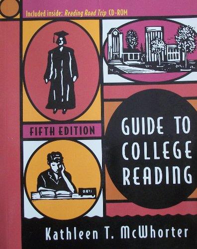 Guide College Reading 2001reprint Alternate