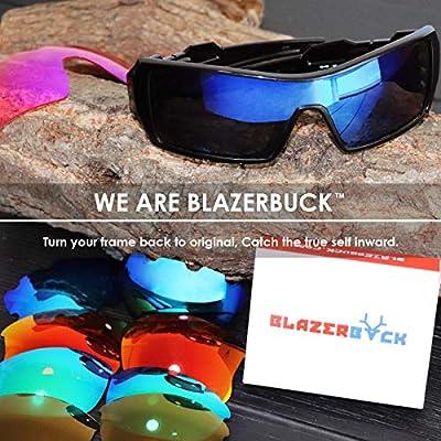 Zol Sprinter UV Protection Sunglasses White w// Blue Lens