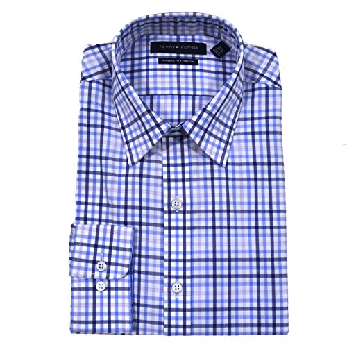 athletic fit mens dress shirts - 4