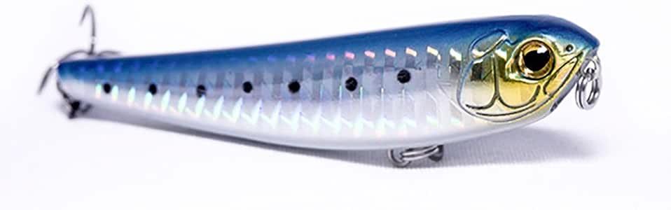 RAPTURE - PREY GLIDER - Señuelo pesca - Spinning - COLOR BSRD ...