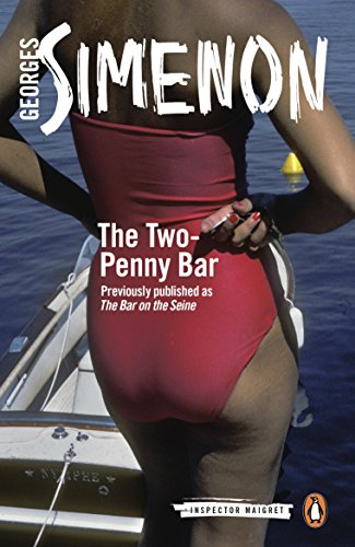The Two-Penny Bar (Inspector Maigret) [Georges Simenon] (Tapa Blanda)