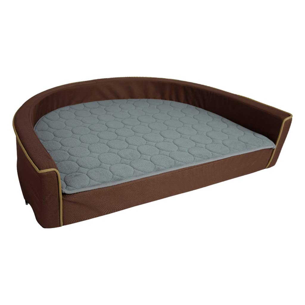 Kennel removable and washable small and medium-sized dog sofa mattress cat litter WHLONG