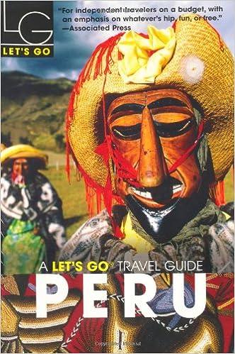 Lets Go Peru 1st Edition