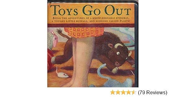 Toys Go Out Emily Jenkins Melanie Martinez 9781428145948 Amazon