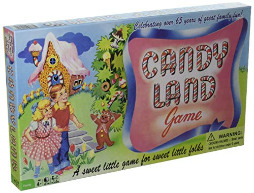 Candy Land 65th Anniversary Game]()