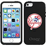 iphone 5 case new york yankees - Coveroo Symmetry Series Black Cell Phone Case for iPhone 5/5s - Retail Packaging - Newyork Yankees