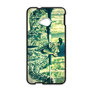 Luke Bryan Cell Phone Case for HTC One M7